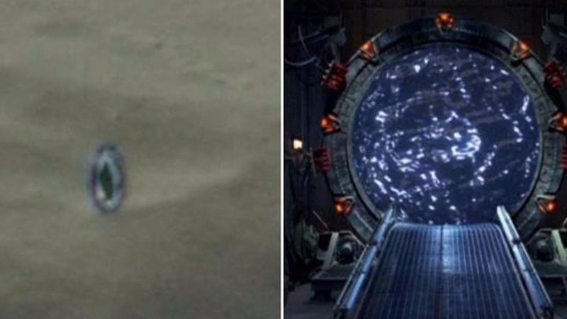 На Луне уфологи обнаружили «портал в другое измерение»