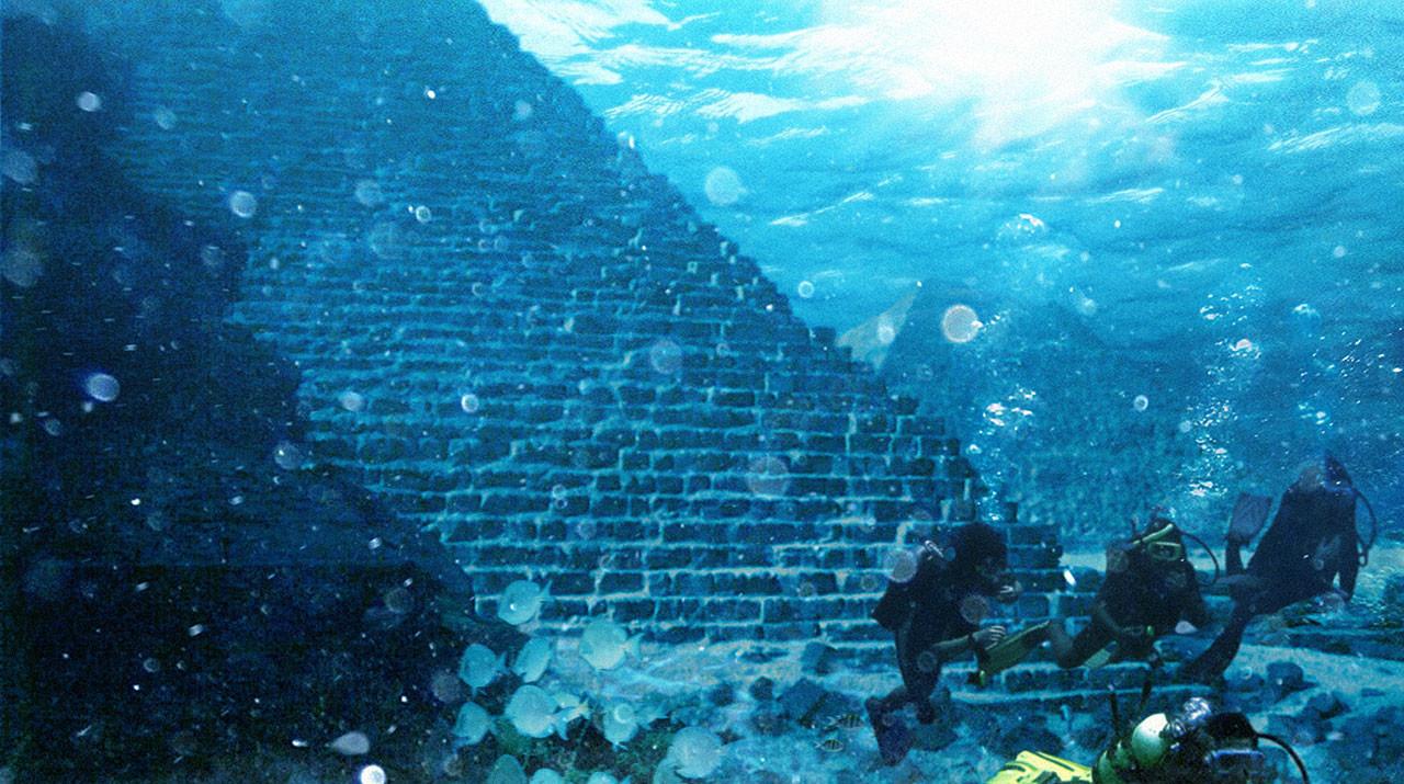 На дне Бермудского треугольника обнаружили загадочный древний город