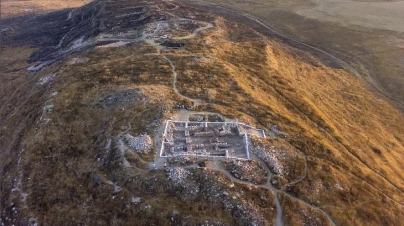 Археологи нашли руины библейского царства