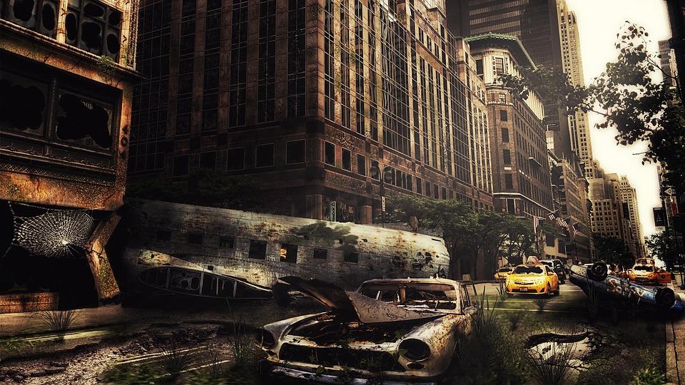 Мировая элита готовится покинуть Землю перед приближающимся апокалипсисом