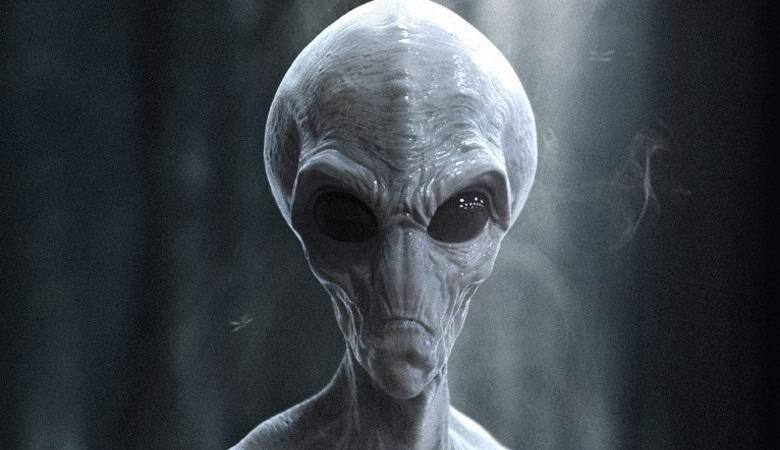 Житель США заснял в своем доме инопланетянина