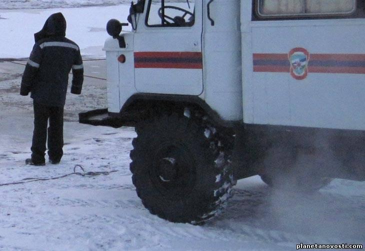 В Башкортостане лавина накрыла троих детей, двое спасены