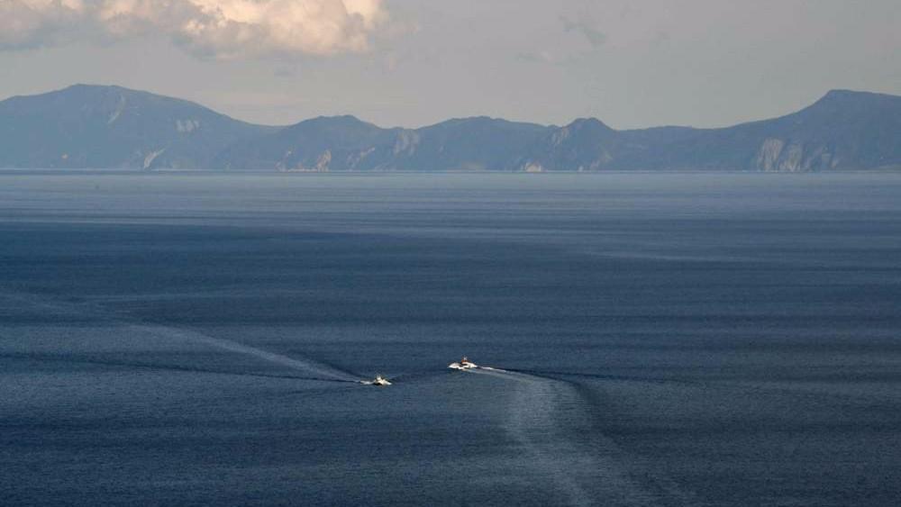 В Японии бесследно исчез остров