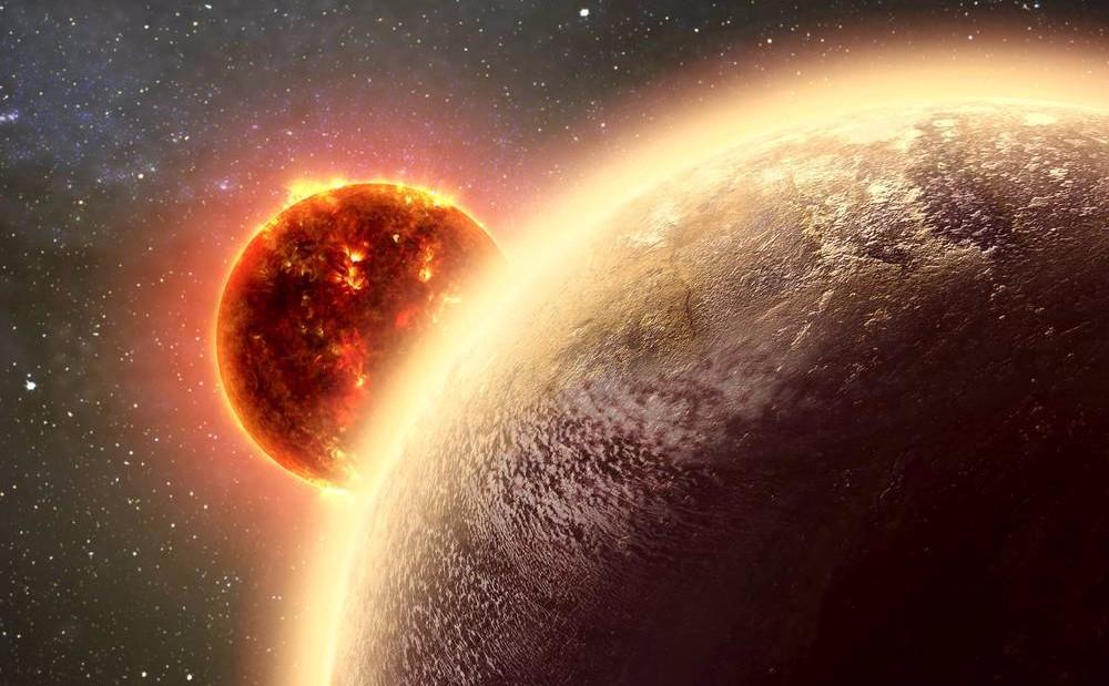 Ученые подтвердили наличие атмосферы у похожей на Землю экзопланеты