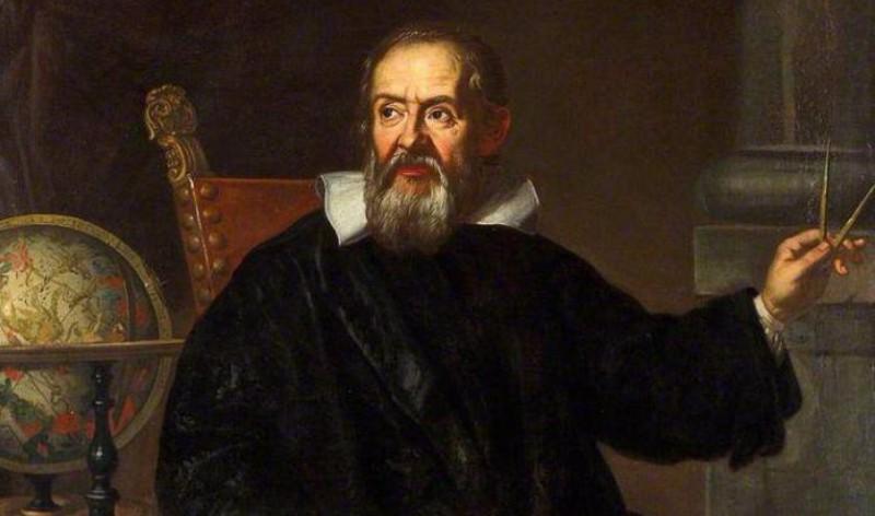 Лотами аукциона стали украденные зуб и палец Галилео Галилея