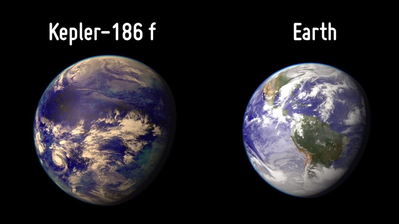 НАСА обнаружило двойника Земли: на нем может быть жизнь