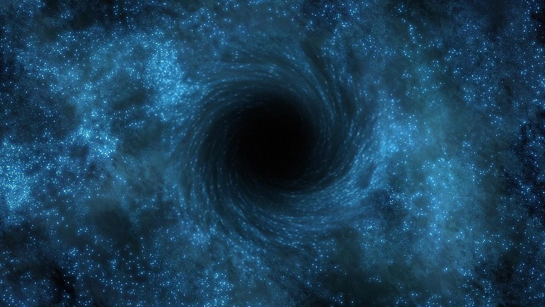 Ученые обнаружили черную дыру, рождающую новые звезды