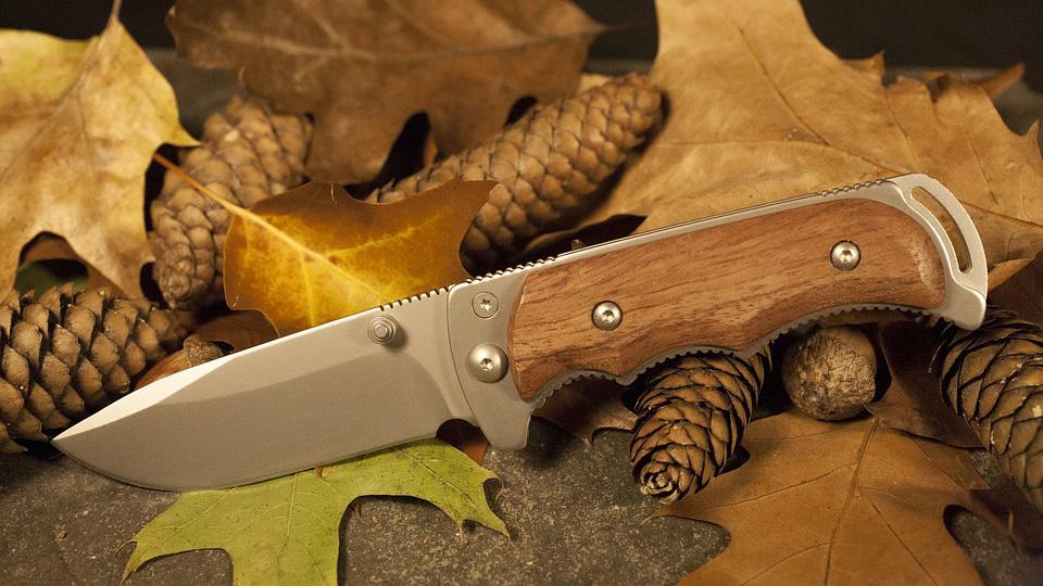 Где купить оригинальные кованые ножи ручной работы