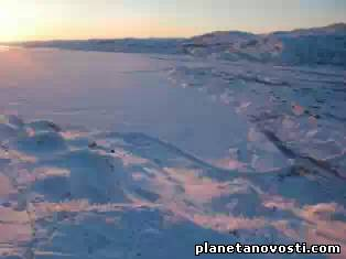 Установлено начало нового ледникового периода