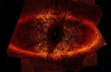 «Око Саурона» было обнаружено в космосе с помощью мощнейшего устройства