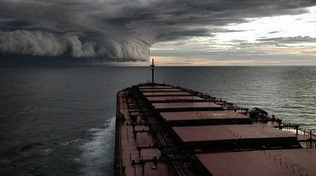 Андрес направляется в Нижнюю Калифорнию. Первый в этом году ураган в тихом океане