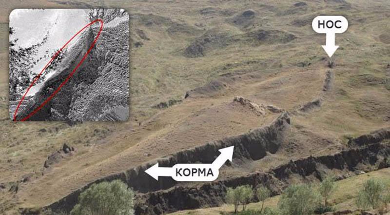 Ученые нашли Ноев ковчег