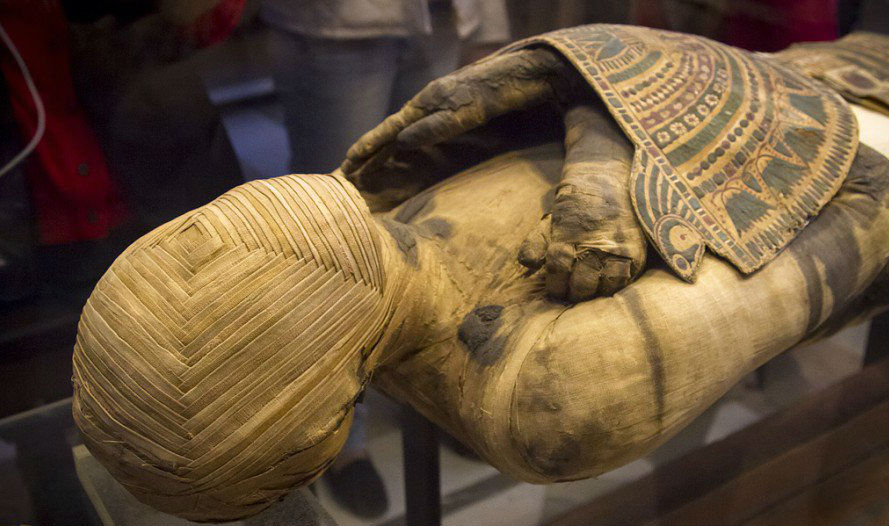 Археологи нашли необычную мумию: до этого они не видели ничего подобного
