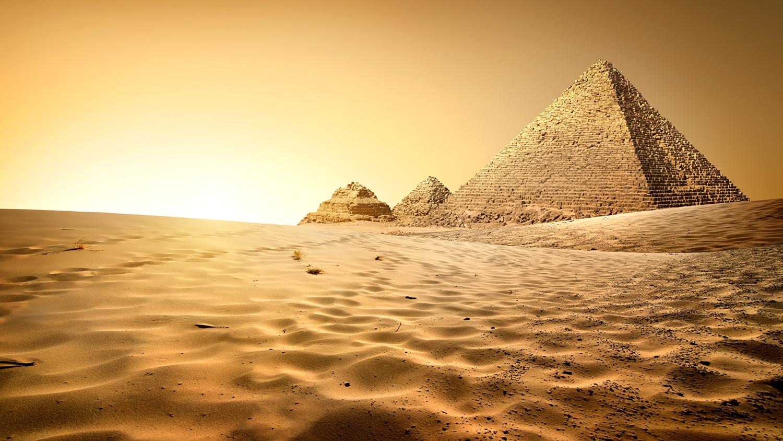 В Каире найдена пирамида времен XIII  династии фараонов