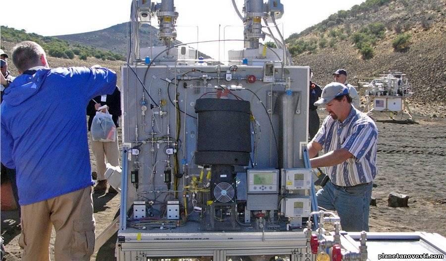 NASA будет добывать воду на Луне