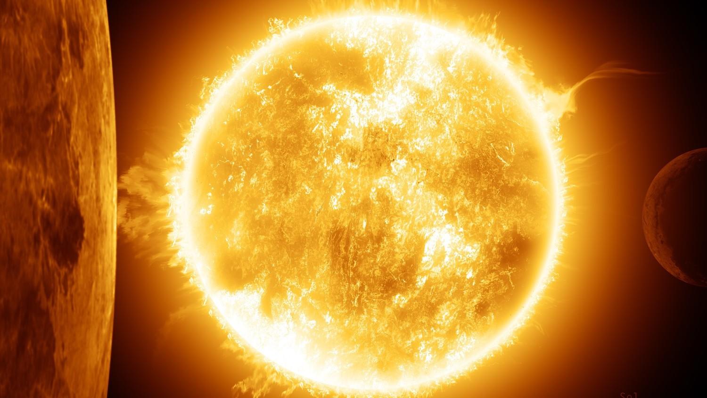 Ученые NASA создадут гигантский телескоп из Солнца