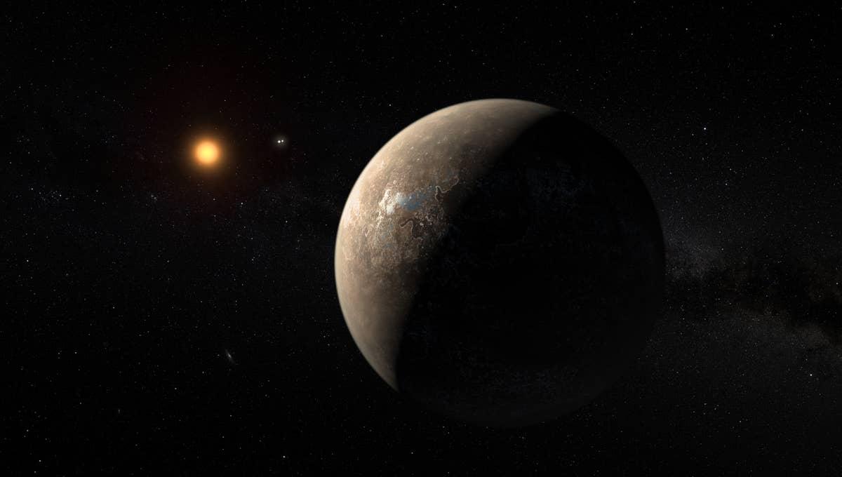 Астрономы поймали радиосигнал, возможно искусственного происхождения