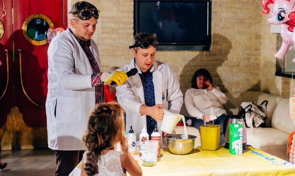 Сумасшедшая наука в Харькове