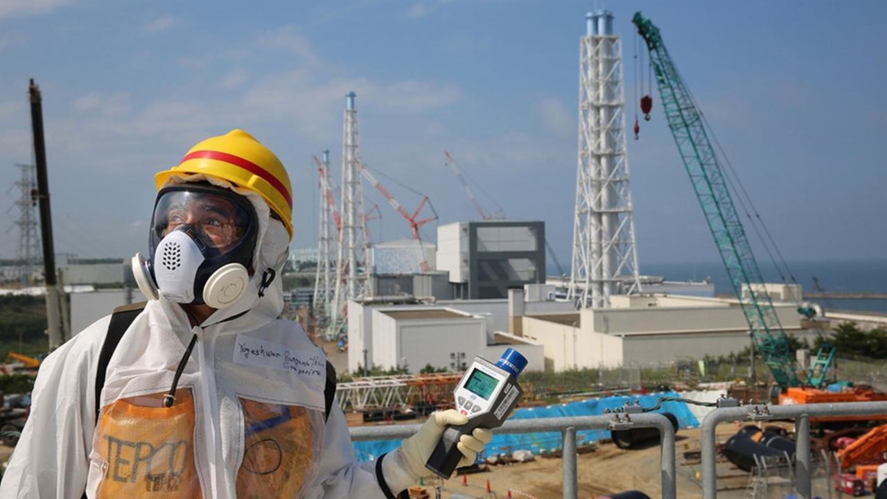Япония: ядерная катастрофа висит в воздухе