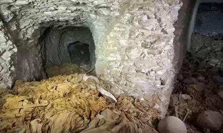 Археологи обнаружили 4.000-летнюю гробницу