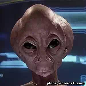 Инопланетяне, с других планет или с другого времени?