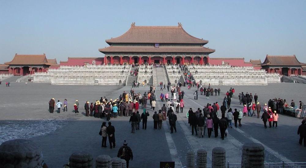 Почему в Пекине есть запретный город?