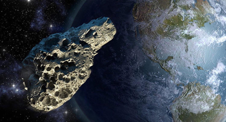 В марте к Земле приблизится астероид диаметром два километра