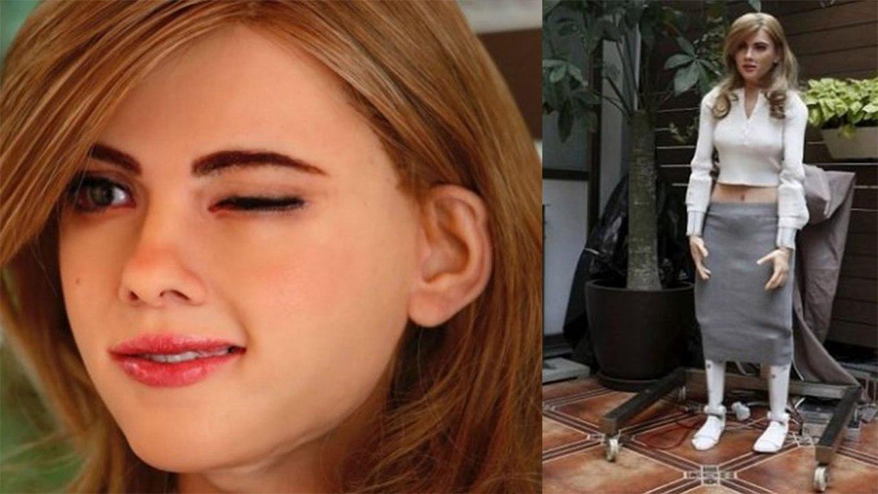 У Скарлетт Йоханссон появился робот–двойник