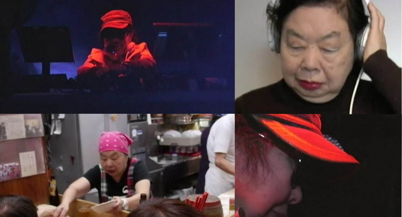 82-летняя японка работает диджеем в модном клубе
