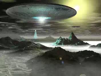 Послание из будущего, Шар на секретном объекте