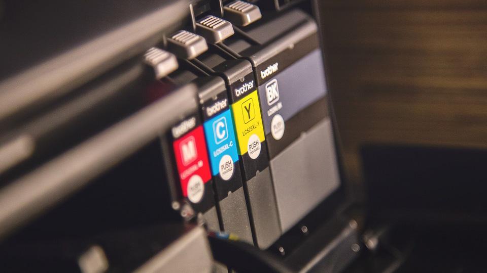 Полноцветные принтеры