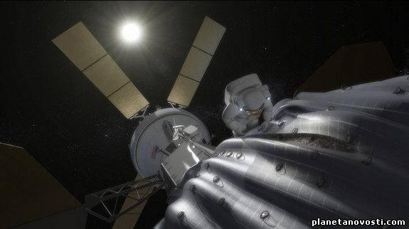 NASA запросило 105 миллионов долларов из бюджета на поимку астероида