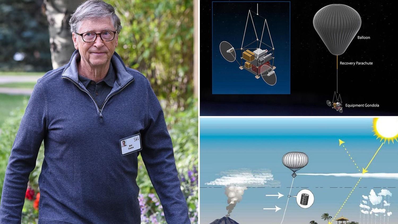 Проект Билла Гейтса по блокировке Солнца может привести к вымиранию человечества