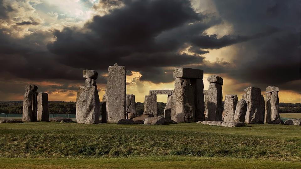 Ученые: первые камни Стоунхенджа заложены не людьми