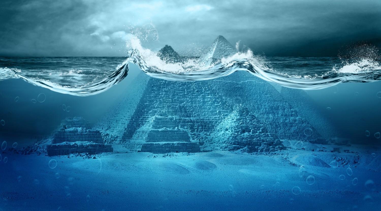 У берегов Аляски обнаружена подводная пирамида
