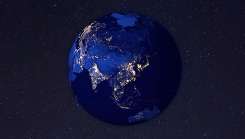 Ученые показали Землю с точки зрения инопланетян