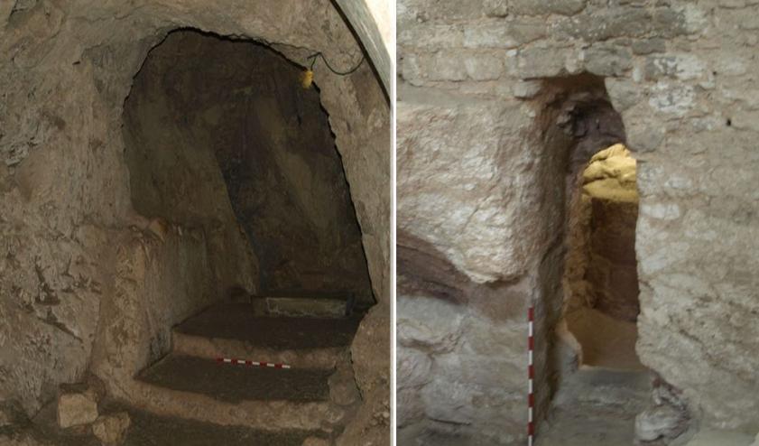 В Назарете найдено строение, где мог жить Иисус Христос