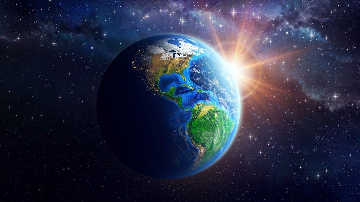 Земля начала вращаться быстрее, чем пятьдесят лет назад