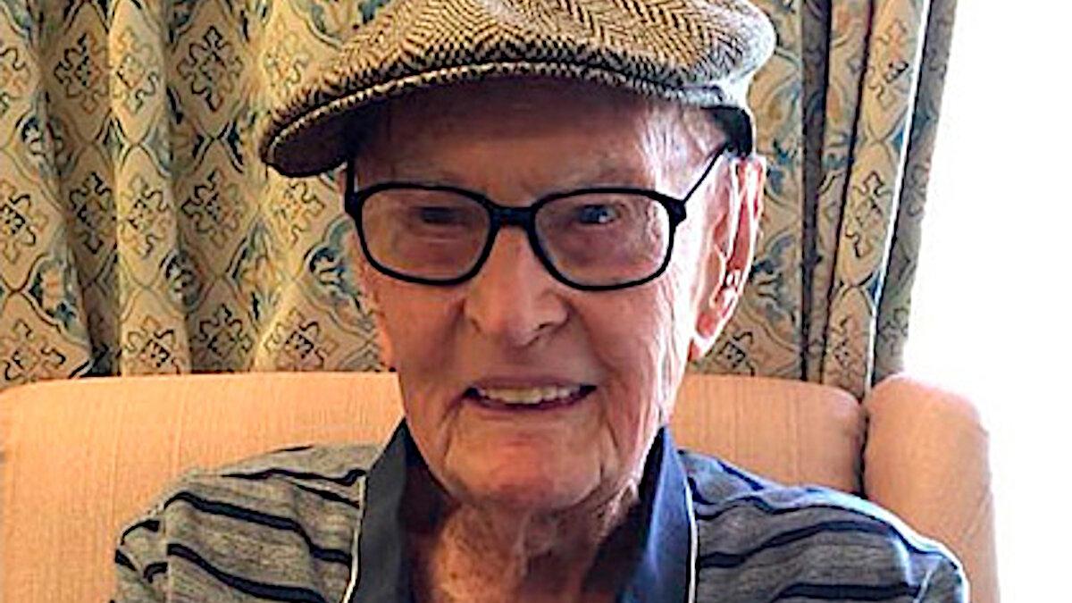 111-летний житель Австралии раскрыл секрет своего долголетия