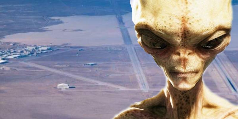 В Интернете появился новый снимок сверхсекретной «Зоны 51»