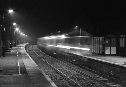 Феномены Времени. Поезд — призрак.
