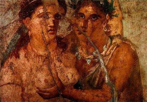 В Древнем Риме проститутки убивали своих детей сразу после рождения