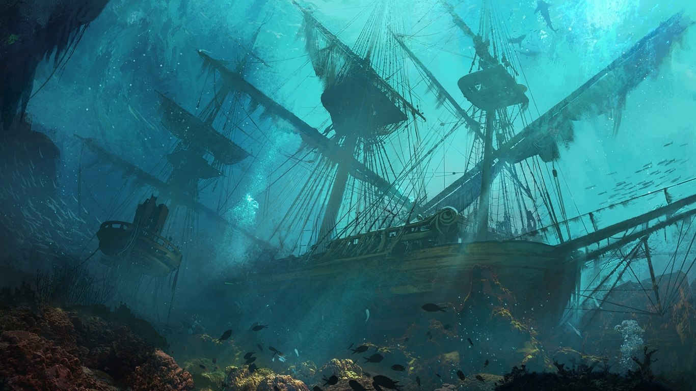У побережья Сицилии обнаружен корабль с древними артефактами