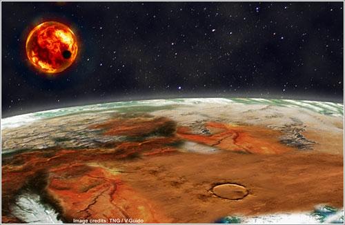 Мега-Земля озадачила астрономов