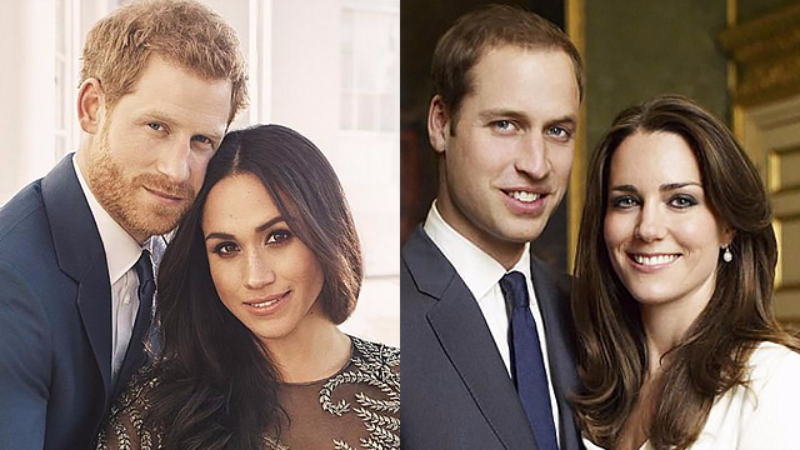 Меган Маркл и принц Гарри не хотят проводить Рождество в компании принца Уильяма и Кейт