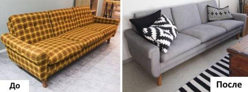 Причины популярности услуг ремонта мебели на дому