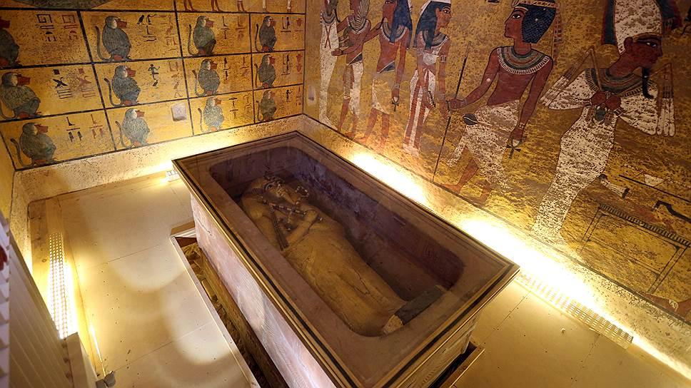 Проклятия египетских фараонов: эксперт рассказал о странных случаях во время исследования мумии Тутанхамона
