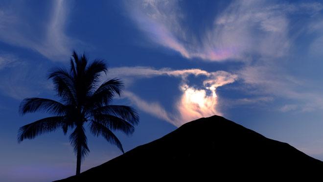 Вулкан Мауна-Лоа пробуждается ото сна