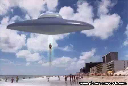 НЛО привлекает туристов в Квинсленд