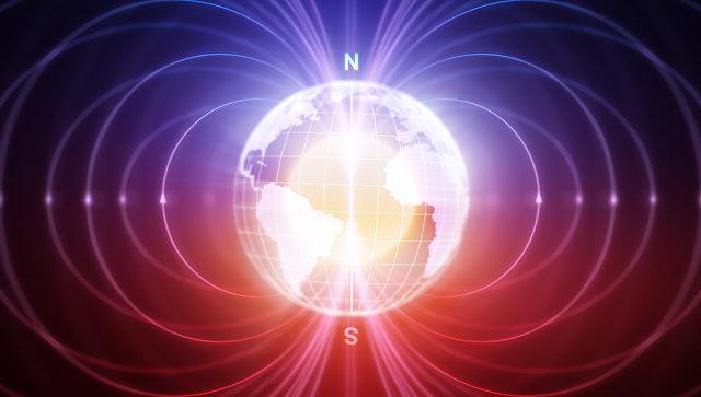 Ученые определили причины переворота магнитных полюсов Земли